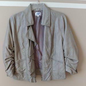 Jolt grey jacket